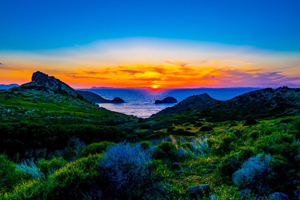 Bodrum Sunset