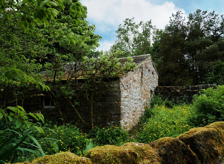 Shepherds hut England